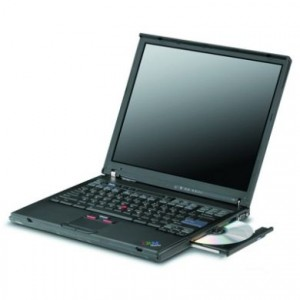 IBN ThinkPad T40 Repair by Creative IT